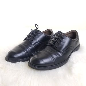 Dexter Comfort Oxford Dress Shoes Cap Toe Lace Up